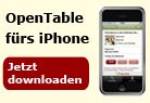 OpenTable Mobile Bild